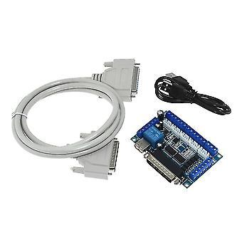Cnc Breakout Board mit USB-Kabel für Stepper Motor