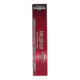 Permanent Dye Majirel L'Oreal Professionnel Paris Nº 5.84 (50 ml)