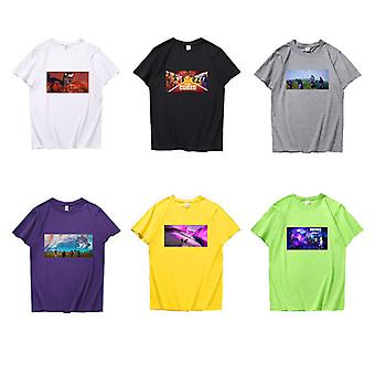 Fortnite Girls T-shirt/fortress Night Joint Clothes/fortnite Chapter 2 Season 8