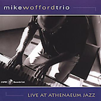Mike Wofford - Live at Athenaeum Jazz [SACD] USA import