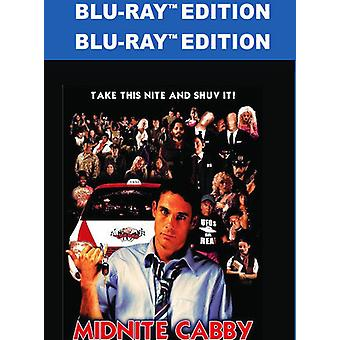 Midnite Cabby [Blu-ray] USA import
