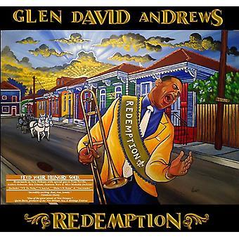 Glen David Andrews - Redemption [CD] USA import
