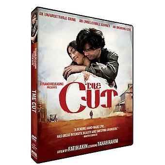 Cut [DVD] USA import