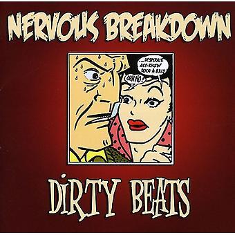 Nervous Breakdown - Dirty Beats [CD] USA import