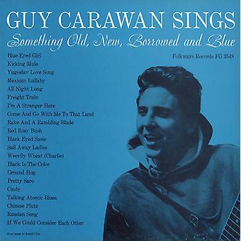 Guy Carawan - Vol. 2-Guy Carawan Sings Something Old New Borrowe [CD] USA import