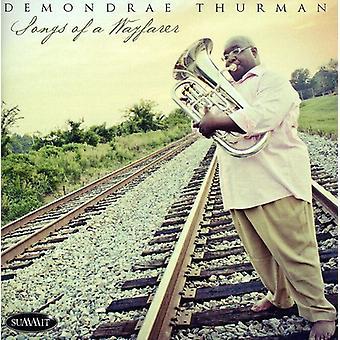 Demondrae:EU Thurman - kappaleita Wayfarer [CD] USA-tuonti