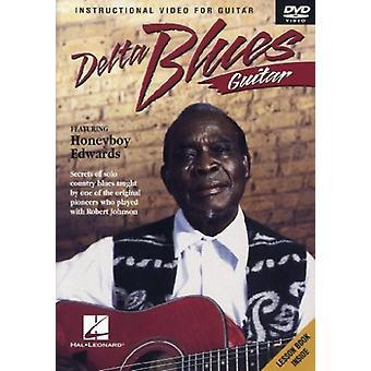 Importation de Delta Blues Guitar [DVD] é.-u.