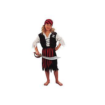 Pirate Costume Deluxe Pirate Costume girl child costume