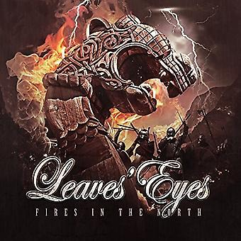 Leaves Eyes - Fires in the North [CD] USA import