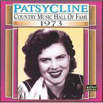 Patsy Cline - 1973-Country Music Hall of Fam [CD] USA import