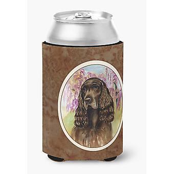 Carolines Treasures  7033CC Field Spaniel Can or Bottle Hugger