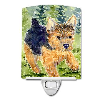 Carolines Treasures  SS8907CNL Norwich Terrier Ceramic Night Light