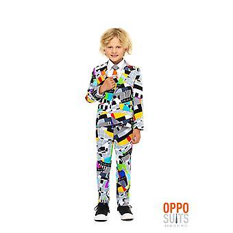 Festival test image enfants costume costume Opposuit slimline Premium 3-pièces jeu