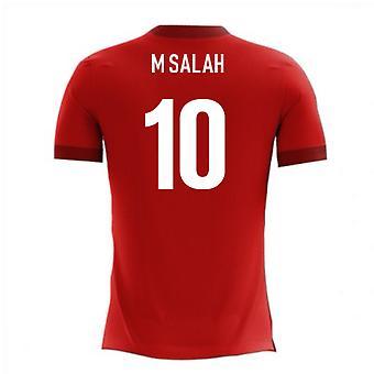 2020-2021 Egito Airo Concept Home Shirt (M Salah 10)
