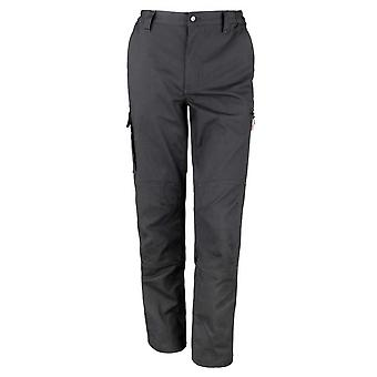 Result Work-Guard Mens Work-Guard Stretch Trousers
