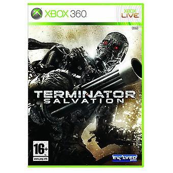 Terminator redding (Xbox 360)-fabriek verzegeld