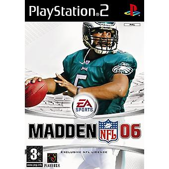 Madden NFL 2006 (PS2) - New Factory Sealed