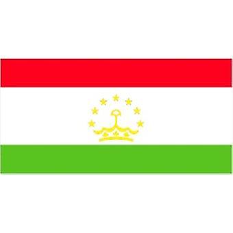 Tadzjikistan vlag 5 ft x 3 ft met oogjes