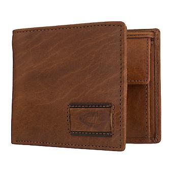 Camel active mens wallet portefeuille purse Cognac 6353