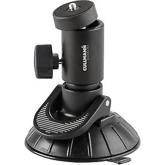 Cullmann CS33 Suction cup 1/4 Working height=12 cm Black Ball head