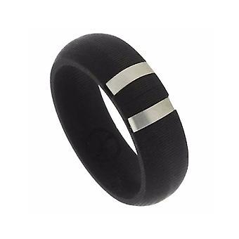 ZOPPINI Black Raw Ring