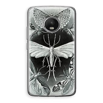 Motorola Moto G5 boîtier Transparent (doux) - Tineida de Haeckel