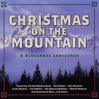 C - Christmas on the Mountain-Bluegrass Christmas [CD] USA import