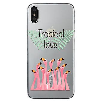 Amour tropical - iPhone XS