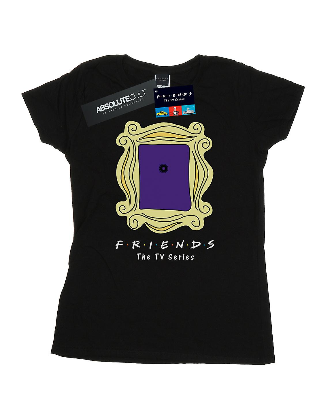 Friends Women's Door Peephole T-Shirt