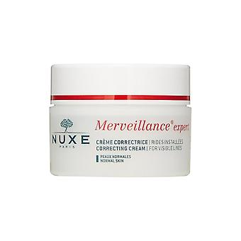 NUXE Merveillance Expert anti-rimpel crème 50 ml corrigeren