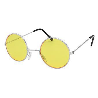 レノン眼鏡。黄色