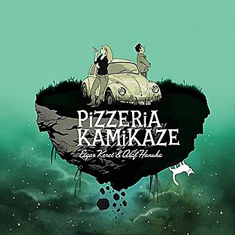 Pizzeria Kamikaze by Asaf Hanuka - 9781684151196 Book