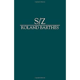 S/Z by Roland Barthes - 9780631176077 Book