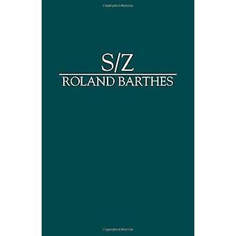 S/Z von Roland Barthes - 9780631176077 Buch