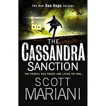 The Cassandra Sanction: The most breathtaking action adventure thriller you'll read this year! (Ben Hope, Book...