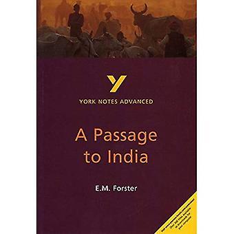 A Passage to India: Notes de York avancés