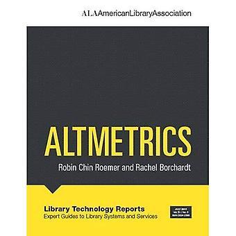 Altmetrics (Library Technology Reports)