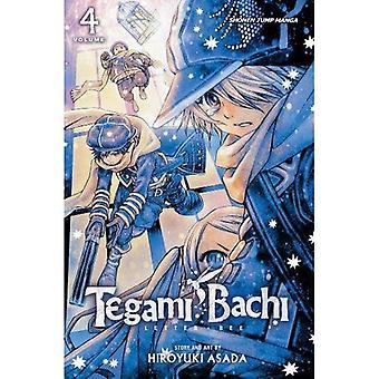 Tegami Bachi Vol 4