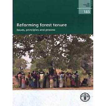 Reforme de La Tenure Forestiere