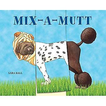 Mix-a-Mutt [Board boek]