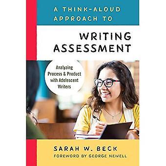Ein Think-Aloud Ansatz zur Bewertung schreiben: Analyse von Prozess und Produkt mit Jugendlichen Autoren (Sprache und Literacy)