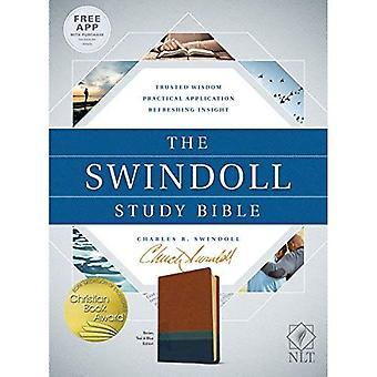 Swindoll Study Bible NLT, Tutone
