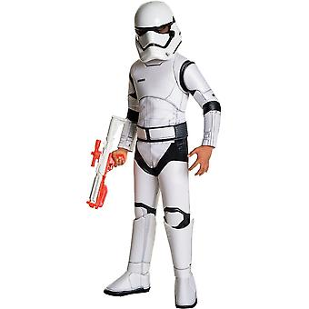 Stormtrooper Deluxe barn kostume fra Star Wars