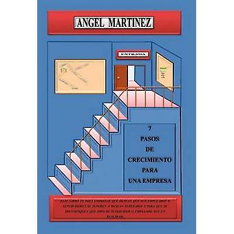7 Pasos de Crecimiento para una empresa by Martinez & enkeli