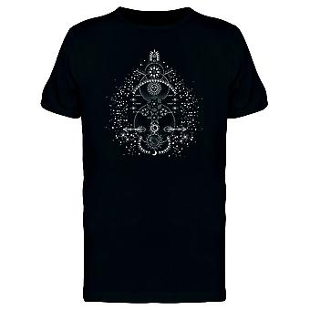 Moon Sign Constellations Tee Men's -Image by Shutterstock