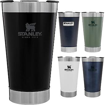 Stanley Classic vistelse Chill vakuum isolerade ölglas Pint