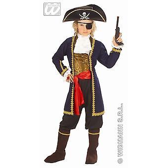 Trajes infantiles pirata de los 7 Mares