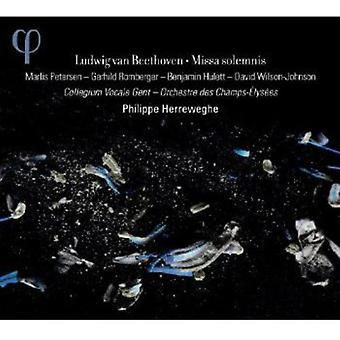 L.V. Beethoven - Ludwig Van Beethoven: Missa Solemnis [CD] USA import