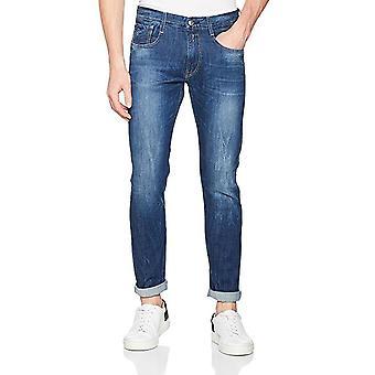 Replay Anbass Slim Fit Denim  Jeans M91463c923
