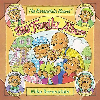 Den berenstain björnar stora familjen album (Berenstain björnar)
